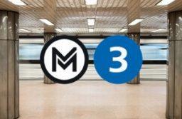 Tart a Kőbánya-Kispest és a Nagyvárad tér közötti metrószakasz felújítása.