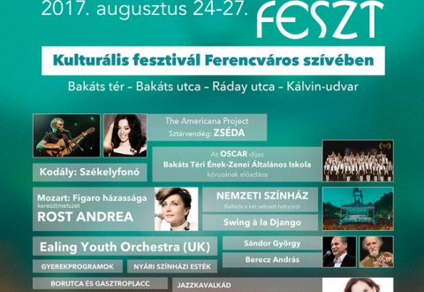 Bakáts Feszt Ferencvárosban!