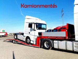 Kamionmentés EU