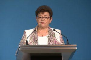 Müller Cecília: A beoltottak kevesebb mint 1%-a betegszik meg